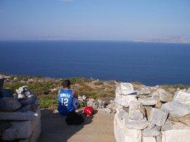 Homer Tomb Ios