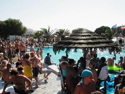 Ios Greece Europe's best beach parties