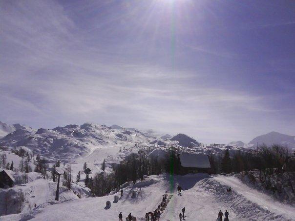 vogel ski area slovenia