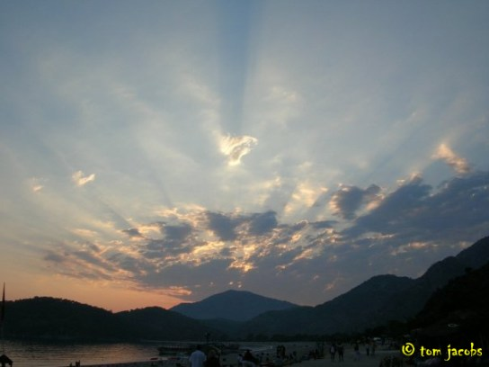 Olu Deniz Sunset Turkey