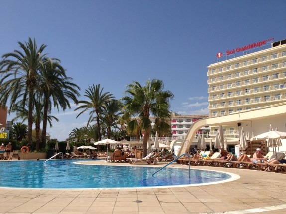 Sol Guadalupe Magaluf