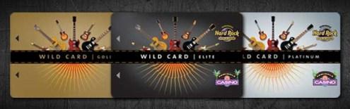hard rock casino wild card
