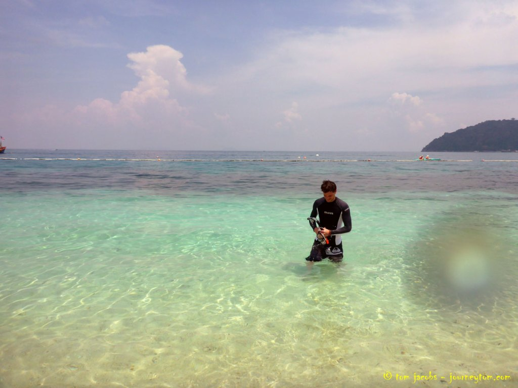 Snorkelling-Perhentian-Islands