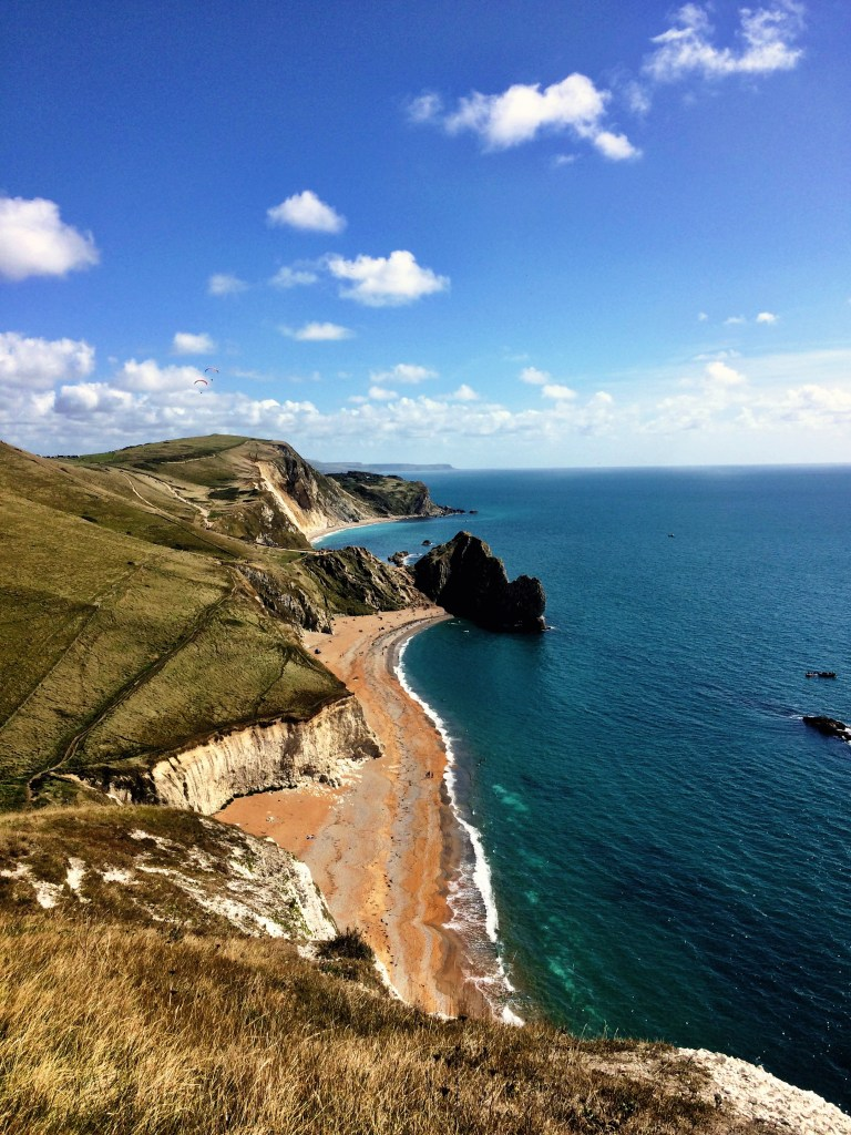 Durdle Door Beach Jurassic Coast Dorset