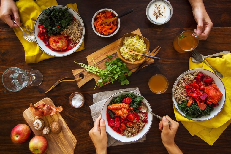 5 tips to living processed food free