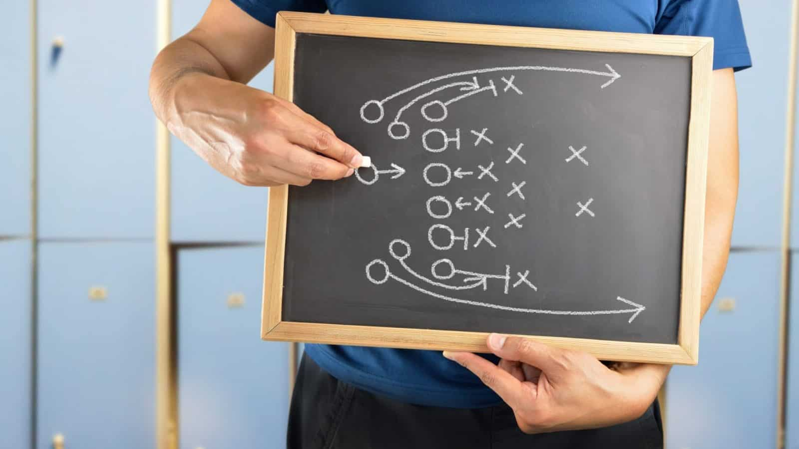 Creating Half-Time Strategies for Recovery