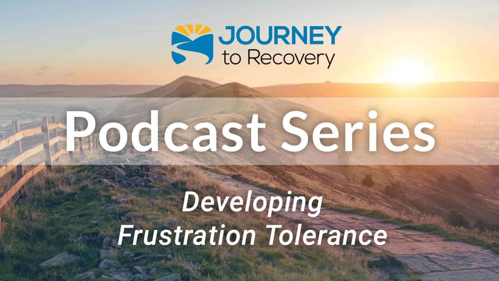 Developing Frustration Tolerance