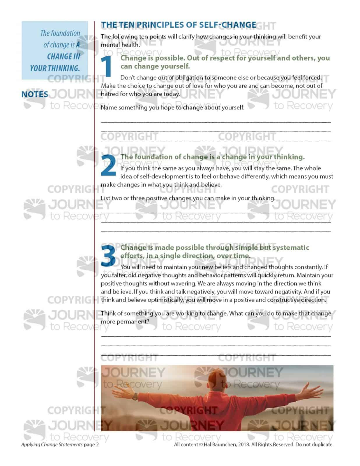 Applying Change Statements Lesson14