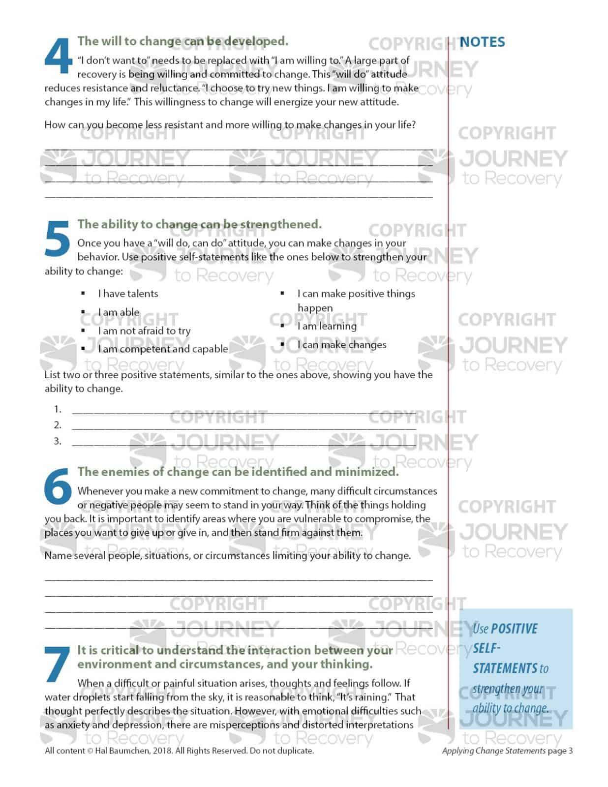 Applying Change Statements Cod Lesson
