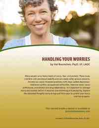Handling Your Worries (MH Lesson)