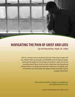 Navigating the Pain of Grief and Loss (MH Lesson)