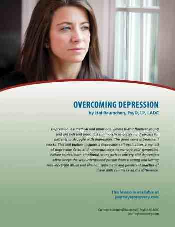 Overcoming Depression (COD Lesson)