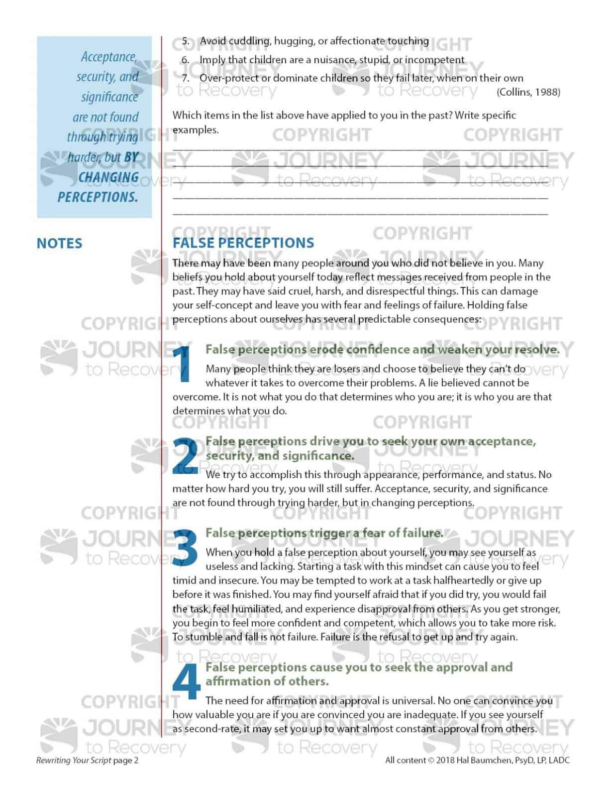 Rewriting Worksheet