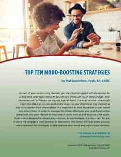 Top Ten Mood-Boosting Strategies (COD Lesson)