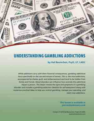 Understanding Gambling Addictions (COD Lesson)