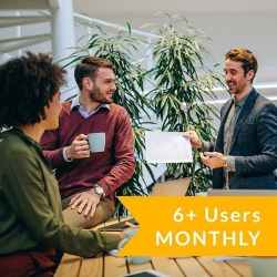 6+ Users Subscription (Monthly)