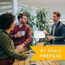 6+ Users Subscription (Annual)