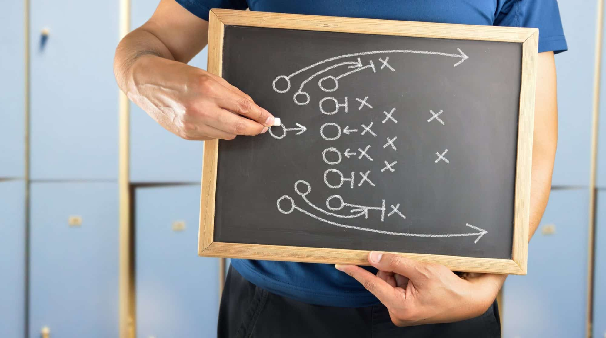 Insight for the Journey: Halftime Strategies