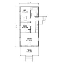 Rectangle House Plans Rectangular House Plans 3 Endearing ...