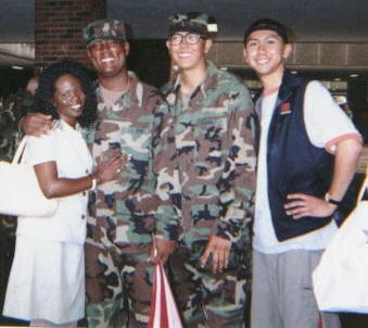 Fort Jackson, SC 2001