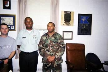 Fort Jackson, SC Summer 2001