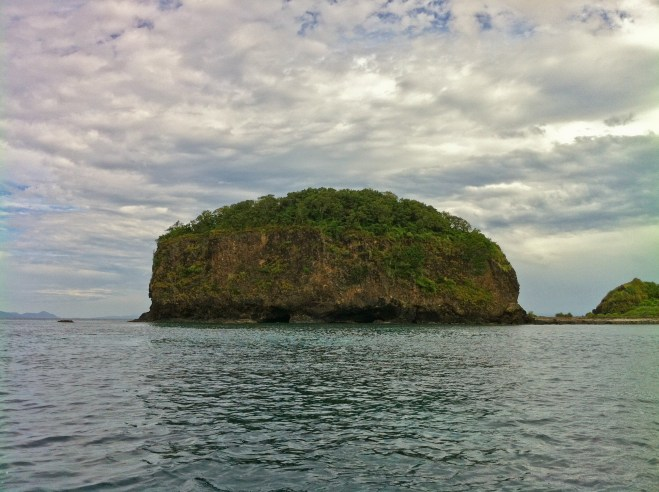 Getting close to the Verde Island Passage