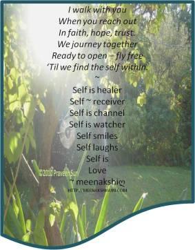 self is healer
