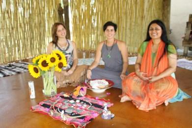 Maria Kowalski, Laura Tellez and Meenakshi Suri