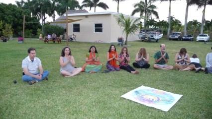 Gratitude Lotus of the Anahata, the heart chakra.