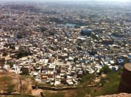 View from Mehrangar Fort