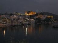 Evening in Udaipur