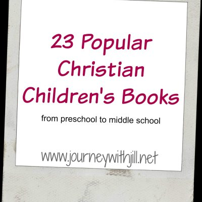 23 Popular Christian Children's Books + 15% Off Heart and Soul Coupon