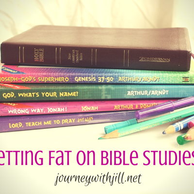 Getting Fat on Bible Studies