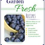 Garden Fresh Recipes (free download)