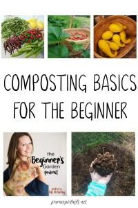Composting Basics for the Beginner