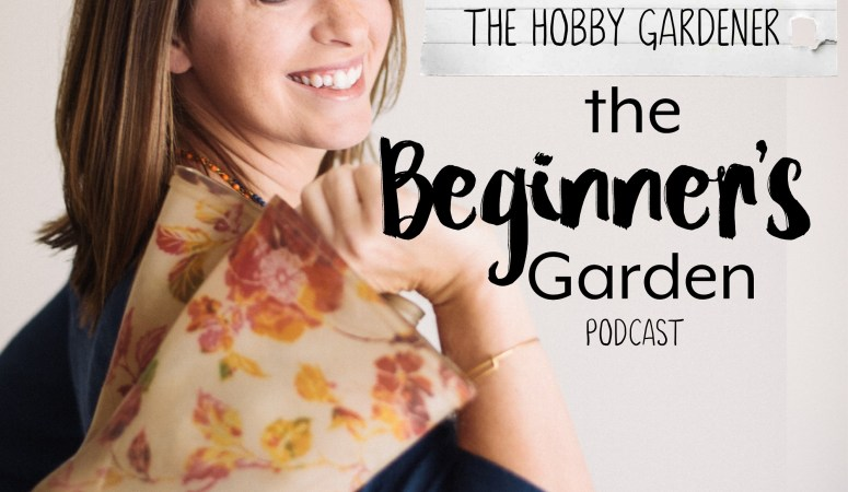 Free Produce! Seed Saving for the Hobby Gardener {The Beginner's Garden Podcast}