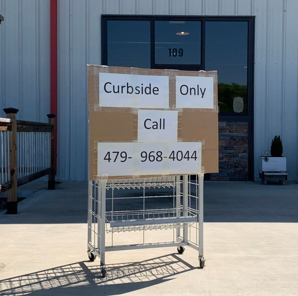 curbside only options for garden supplies