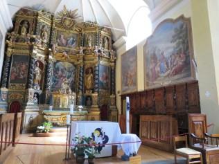 St Etienne inside
