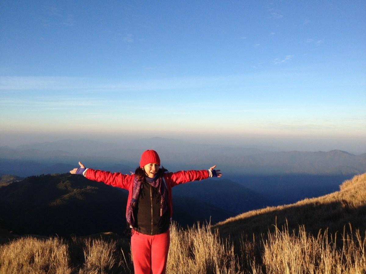 Diy Mt. Pulag Trek Ambangeg Trail .ordinary