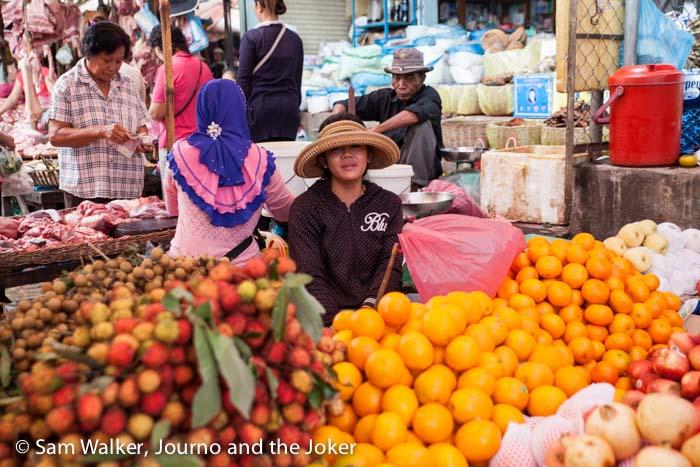 Psar Leu, Siem Reap