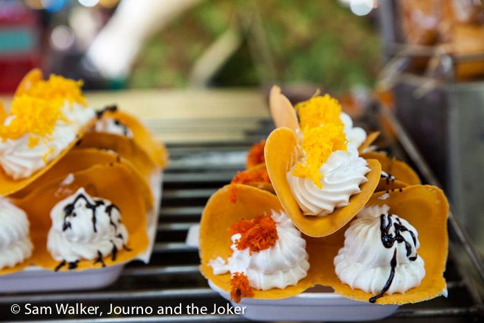 Festival street food