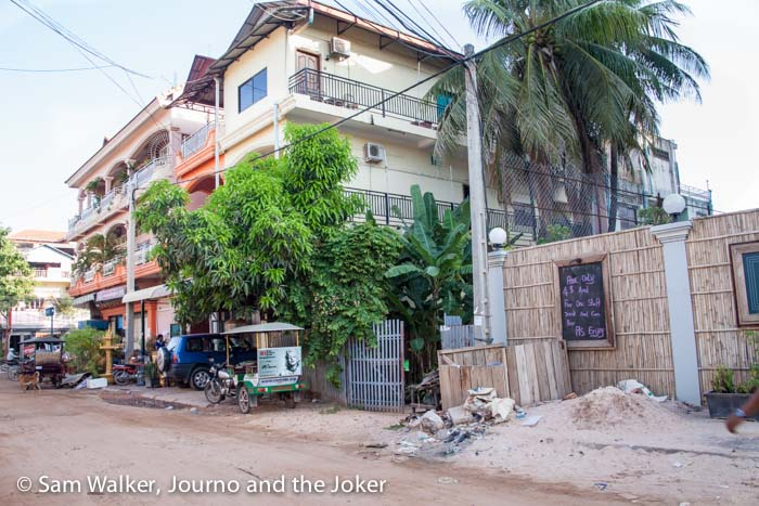 20 Street, Siem Reap