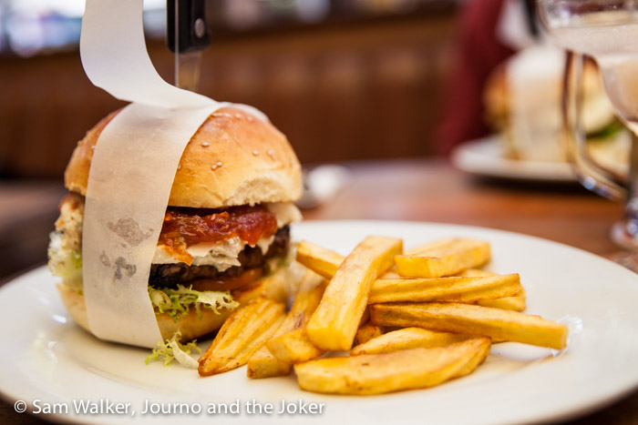 Beatnik, best burger in Siem Reap