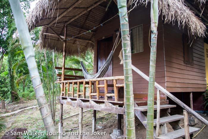 Rustic bungalow, Thailand