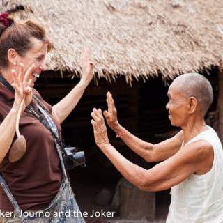 Lidia's love grows Together for Cambodia
