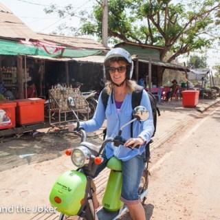 Siem Reap e-bike experience