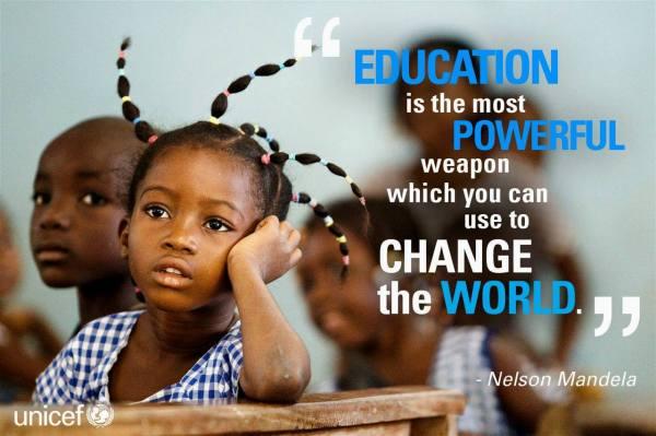 Educate People Change World. Journo