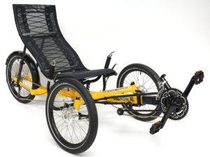 gehandicaptenzorg ligfietsen