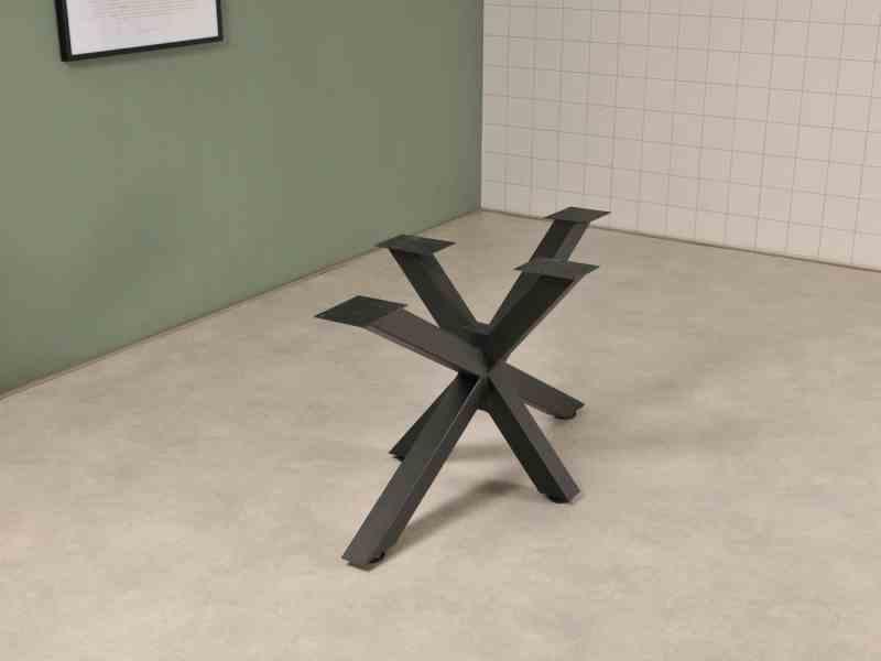 Spinpoot voor houten salontafels
