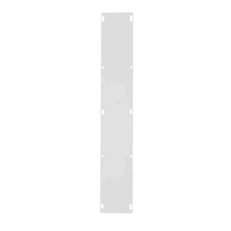 witte trapezium tafelpoot 72 cm set 2 stuks